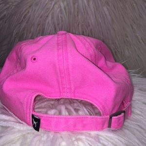 Victoria's Secret Accessories - Pink nation pink hat